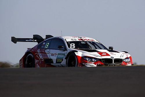 Кубица сошел после лучшей квалификации в DTM, гонку выиграл Мюллер