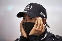 """Retroscena Mercedes: Hamilton indotto all'errore da """"Bono"""""""