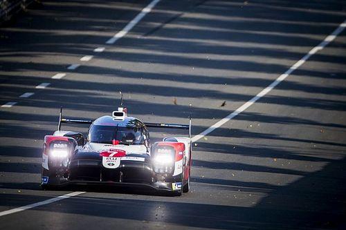 El Toyota de López, adelante en la 1° clasificación de Le Mans