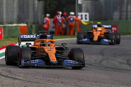 McLaren vota contra reformulação do calendário da F1