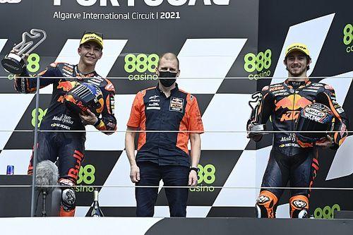 KTM Belum Bicarakan soal Gardner ke MotoGP
