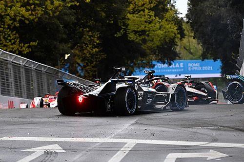 Vergne se lleva una carrera dramática en el ePrix de Roma