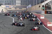 周冠宇取得F3亚洲锦标赛首回合开门红