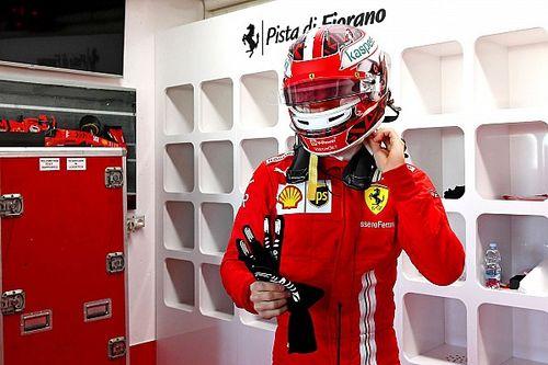 Leclerc 'meer dan ooit' bij Ferrari voor start van nieuw seizoen