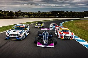Motorsport.tv secures broadcast rights for TCR Australia, S5000