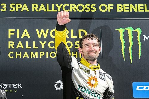 رالي كروس: تايمرزيانوف يحرز الفوز في جولة سبا
