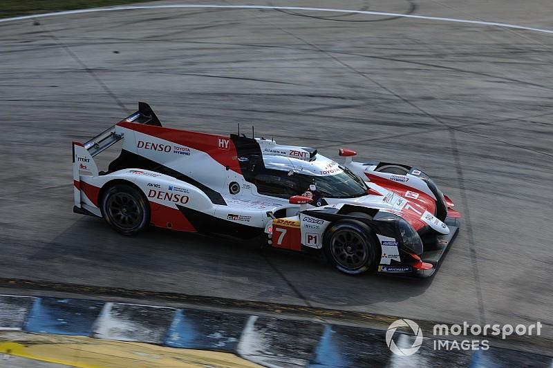 López mantiene a Toyota al frente en la tercera libre