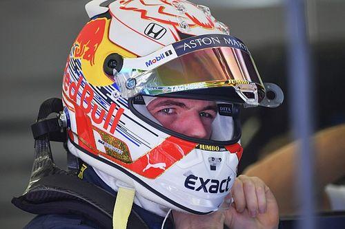 Red Bull accetta che Verstappen usi caschi Schubert anche se alterano l'aerodinamica della RB15