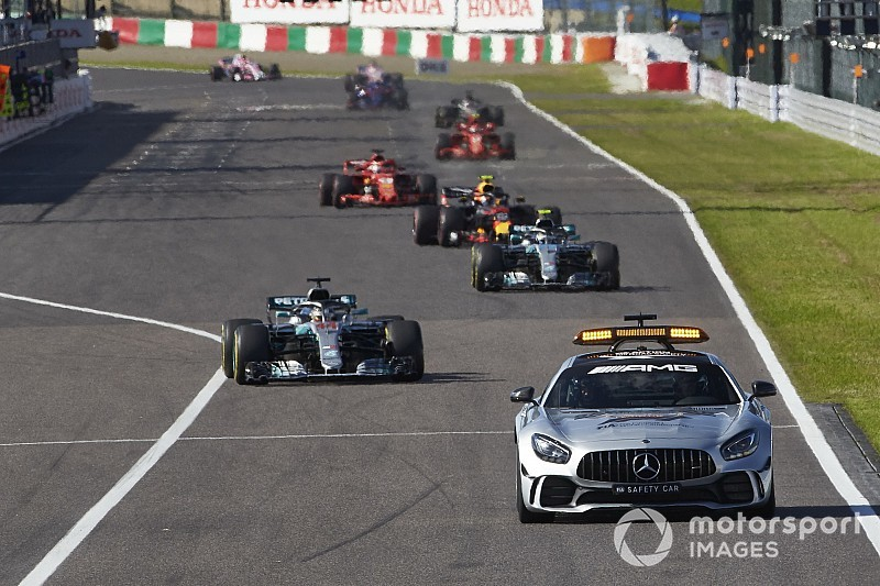 Шпаргалка до змін правил Формули 1 2019 року: обгони та фініш