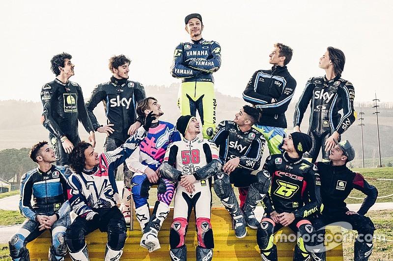 Ранчо Россі виховує нових італійських чемпіонів світу