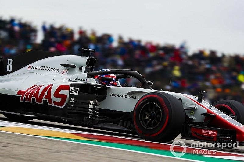 哈斯迎来加入F1后第一个冠名商