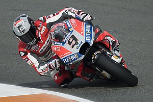 Petrucci: Emotional Ducati debut like