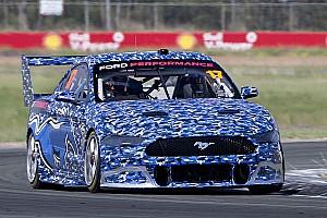Ford вывел на тесты гоночный Mustang для серии Supercars