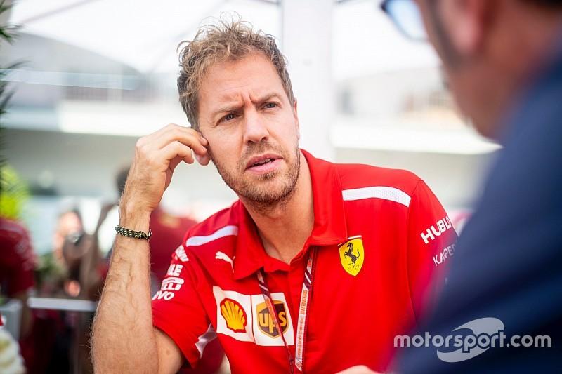 Sebastian Vettel exklusiv: Bin sicher, dass mich Leclerc schlagen will
