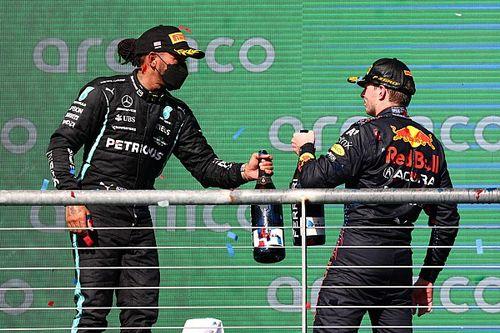 '¿Hay alguien al nivel de Hamilton y Verstappen?', por Manu Franco