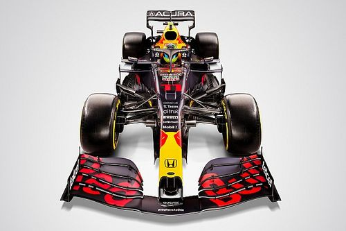 Fotos: Red Bull cambia Honda por Acura en su coche, monos y cascos para Austin