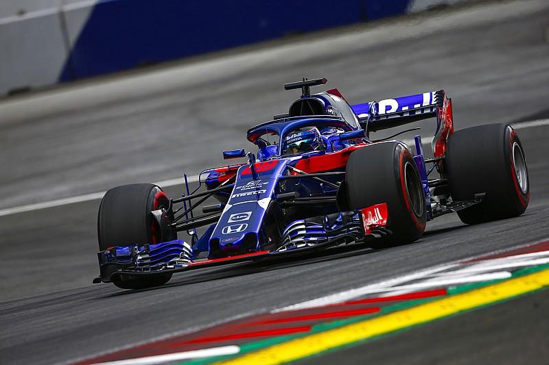 Toro Rosso, 2018 sezonunu Hartley ile tamamlayacak