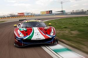 WEC Preview Tante rivali sulla strada della Ferrari in classe GTE