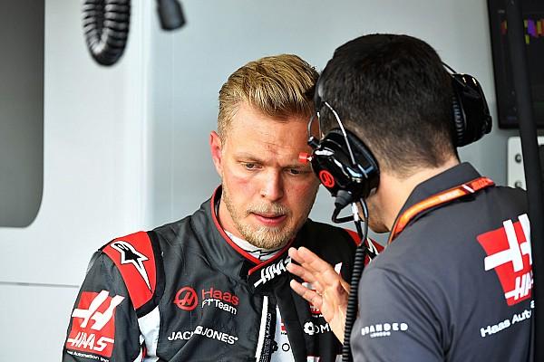 Fórmula 1 Noticias Magnussen: