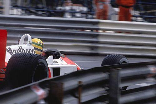 Terugblik: Senna rijdt in Monaco de kwalificatie van zijn leven