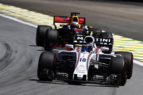 Williams précise les problèmes moteur rencontrés par Stroll