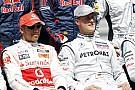 Hamilton: Schumacher'in pole rekorunu yakalamak büyük bir onurdu