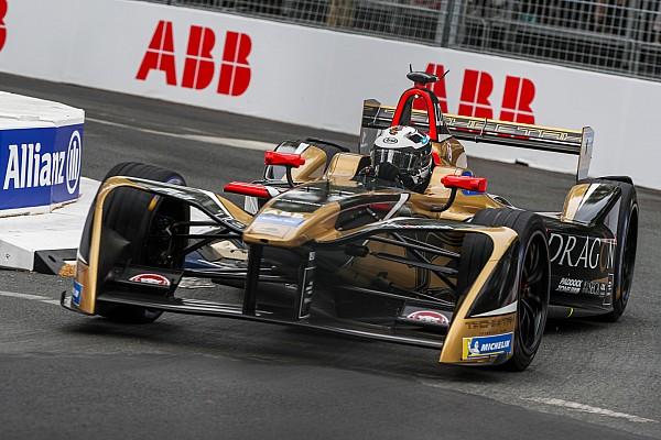 Lotterer bestraft voor crash in slotronde ePrix Parijs