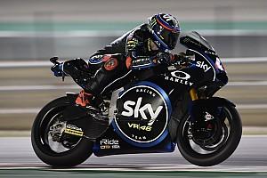 Moto2 Raceverslag Moto2 Qatar: Bagnaia zegeviert in seizoensopener, Bendsneyder achttiende