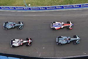 Formula E Breaking news Formula E to find new purposes for current batteries