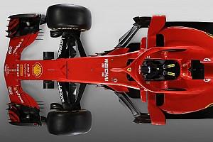 フェラーリSF71Hを、昨年型SF70Hとクリック&スライド画像で徹底比較