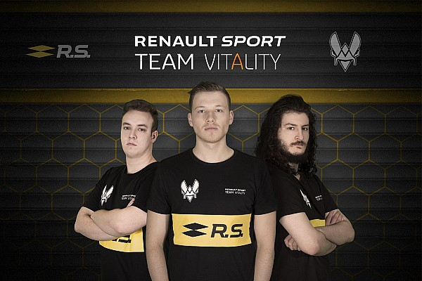 eSports Breaking news Renault becomes first F1 team to launch eSports squad