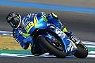 Suzuki vor dem Saisonstart: Rins happy, Iannone poltert
