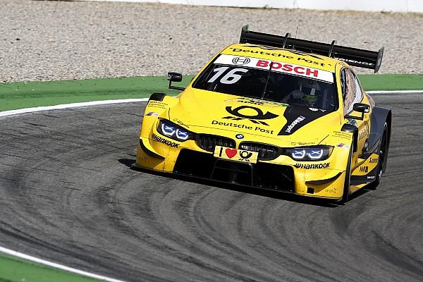 DTM Timo Glock beffa Rast e conquista la pole per Gara 2 ad Hockenheim
