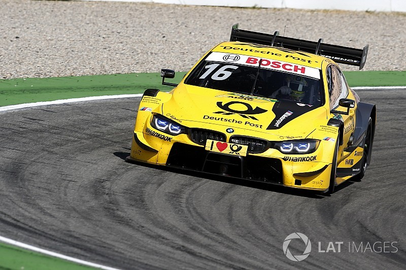dtm auftakt hockenheim 2018 pole f r timo glock. Black Bedroom Furniture Sets. Home Design Ideas