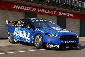 Supercars Breaking news New look for Stanaway Supercar