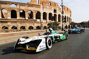 Formula E Conferenza stampa Formula E: quello di Roma sarà il tracciato più lungo della serie elettrica!