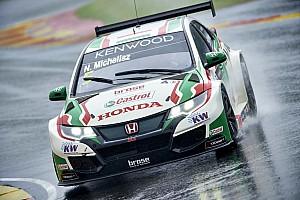 WTCC Motorsport.com hírek WTCC: Michelisz negyedik lett a kaotikus esőtáncban!