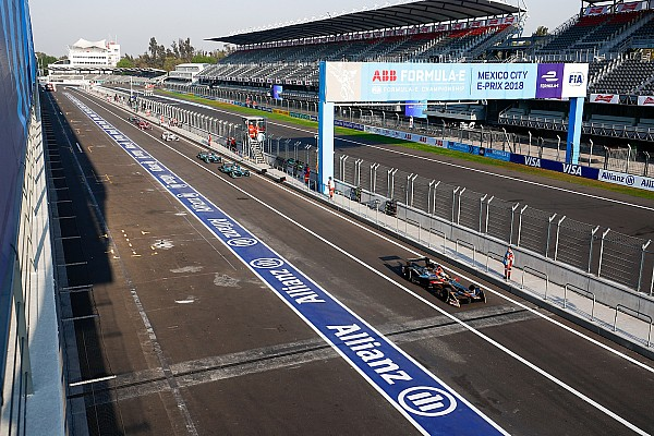 Formula E Formula E now risks pit injuries at
