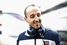 WEC Kubica diz que decidirá sobre o WEC após teste com a Manor
