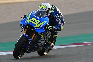 MotoGP Test Test Qatar, Giorno 2: Iannone beffa Dovizioso e porta in vetta la Suzuki