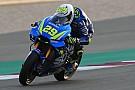 Suzuki in Katar: Hält der Aufwärtstrend auch im Rennen an?