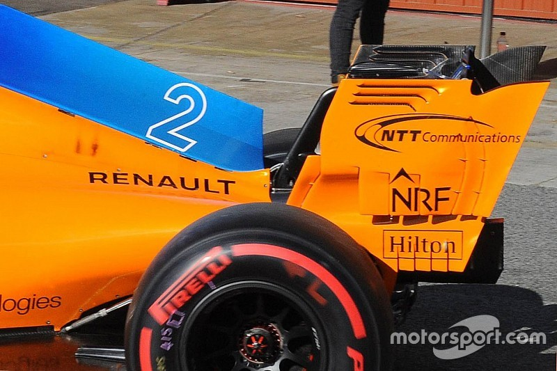 McLaren to address bodywork burns with cooling fix