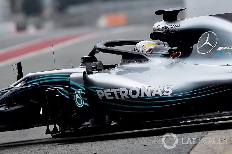 Mercedes: İnce sidepodumuz 0.25 sn zaman kazandırıyor!