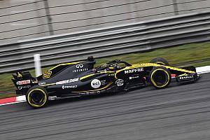 Formule 1 Réactions Hülkenberg encouragé par la régularité de Renault