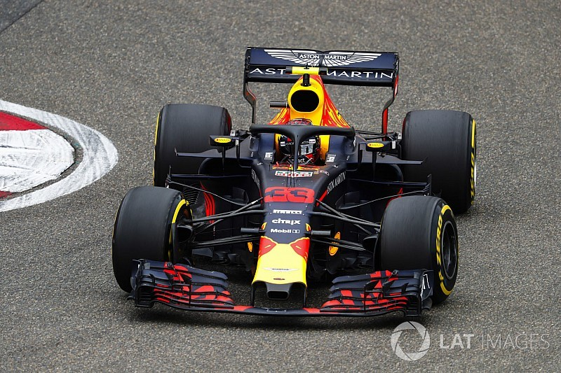 Red Bull, Verstappen'in yeteneklerine güveniyor