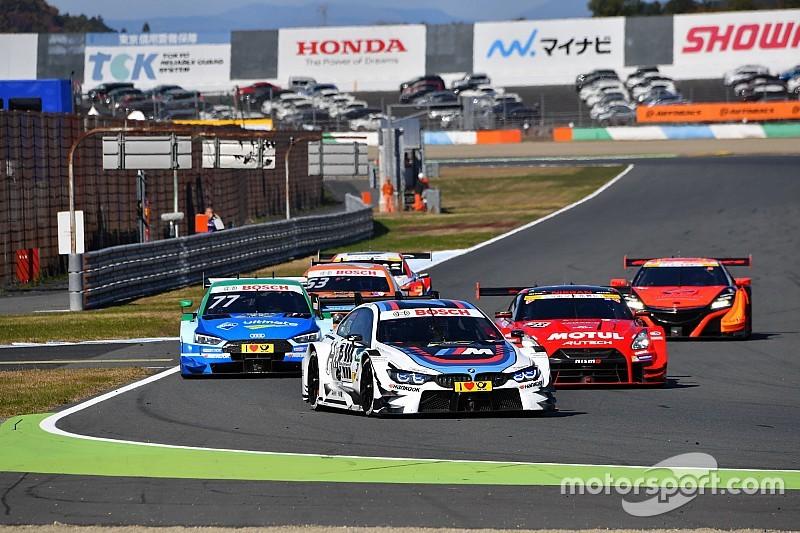 Ullrich: Mercedes'in DTM'den ayrılması, Super GT yolunu açıyor