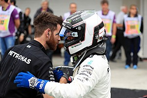 F1 Noticias de última hora VIDEO: Narradores finlandeses enloquecen  con la pole de Bottas