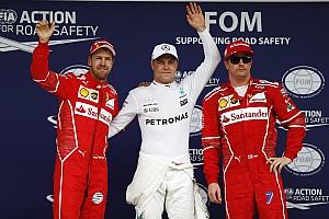 Fórmula 1 Crónica de Clasificación La parrilla de salida del GP de Brasil