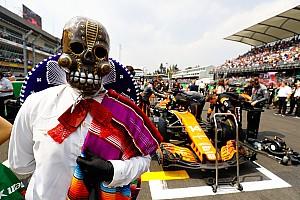 F1 Artículo especial Las mejores imágenes del alocado GP de México 2017