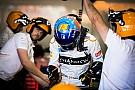 Alonso, contento con las sorprendentes mejoras del McLaren